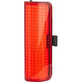 Knog Big Cobber LED Achterlicht, red/black
